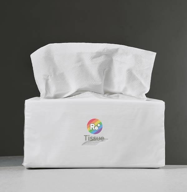 【紙為愛,紙為平權】ReTissue彩虹衛生紙 衛生紙,環保,彩虹,同志