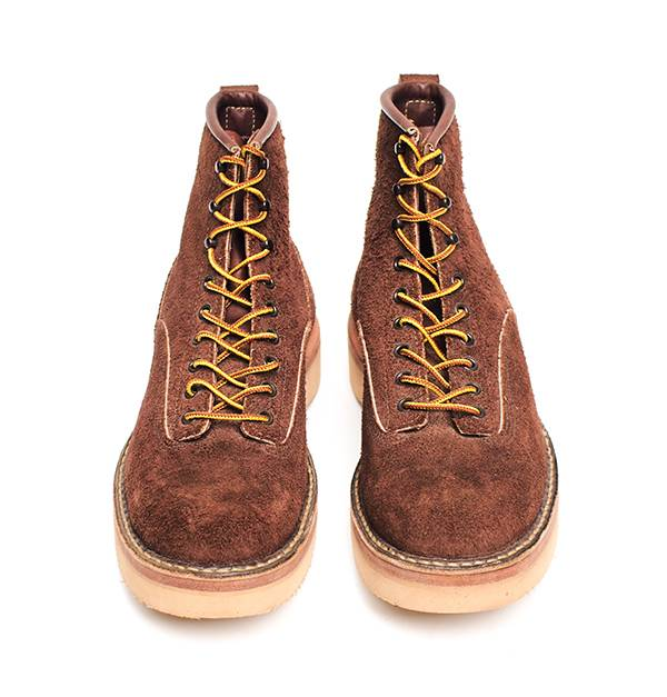 Mansway Smokejumper-Lace to toe
