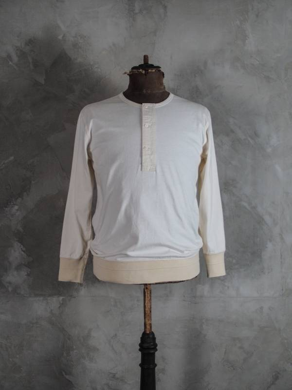 Dr. Sole Pioneer Collection: Henley Shirt (長袖)