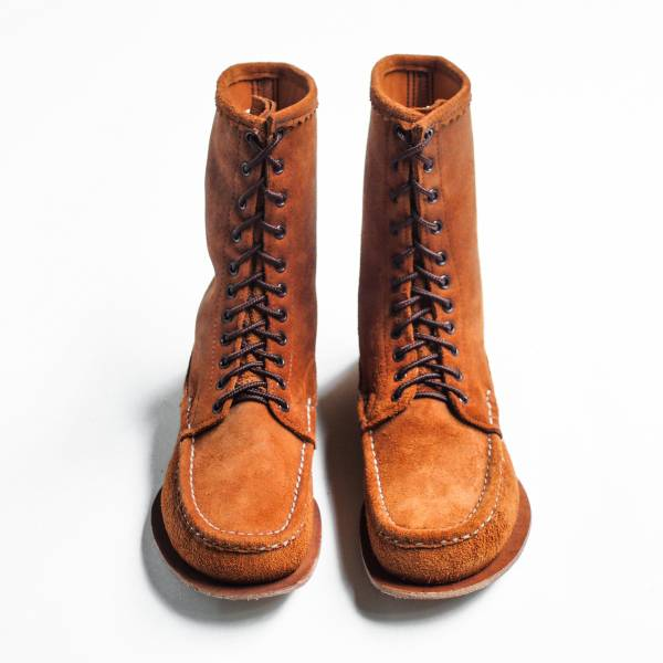 Dr. Sole x Russell Moccasin:The Bird Shooter/Rust Lamarie