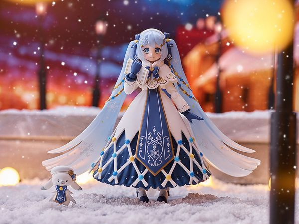 【日本通路限定】GSC / Max Factory / figma / EX-604 / Glowing Snow / 雪未來 4545784067291,日本通路限定,GSC,Max,Factory,figma,EX,604,Glowing,Snow,雪未來