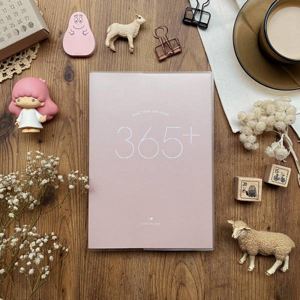 365好好記 v.2 [棉花糖] Dimanche,迪夢奇,365,週計畫