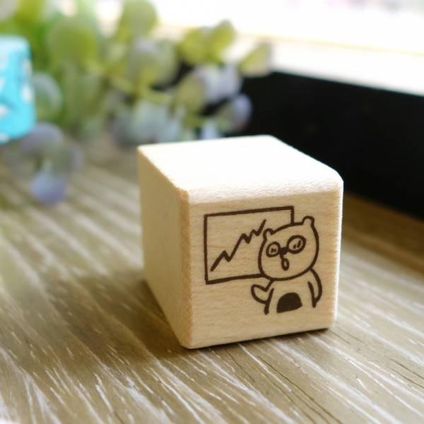 發現小熊生活印章 [開會] Dimanche,迪夢奇,印章,日常,手帳,DIY