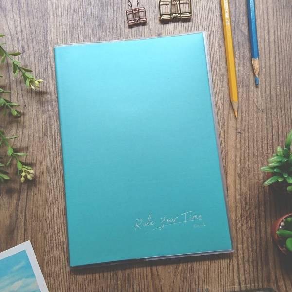 Rule Your Time 頁碼筆記本 [加勒比藍] Dimanche,迪夢奇,Bullet Journal,子彈,頁碼