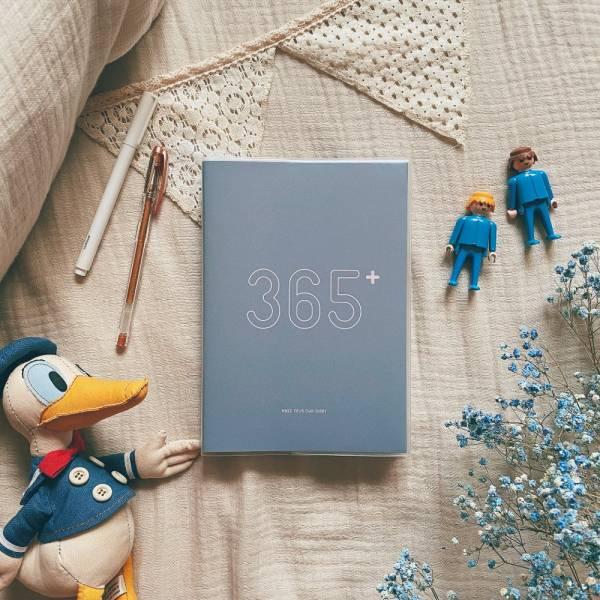 365好好記 v.2 [藍莓] Dimanche,迪夢奇,365,週計畫