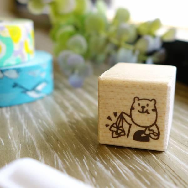 發現小熊生活印章 [端午節] Dimanche,迪夢奇,印章,日常,手帳,DIY