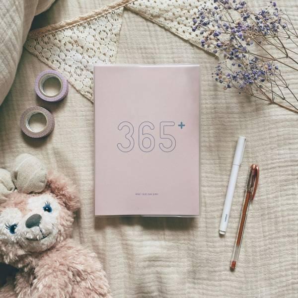 365好好記 v.2 [泡泡糖] Dimanche,迪夢奇,365,週計畫