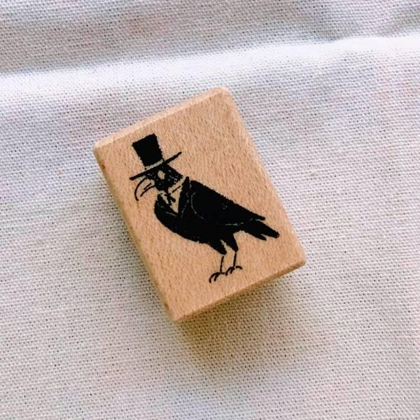 Dimanche奇幻手繪印章 [鴉紳士] DIY,印章,萬聖節,迪夢奇