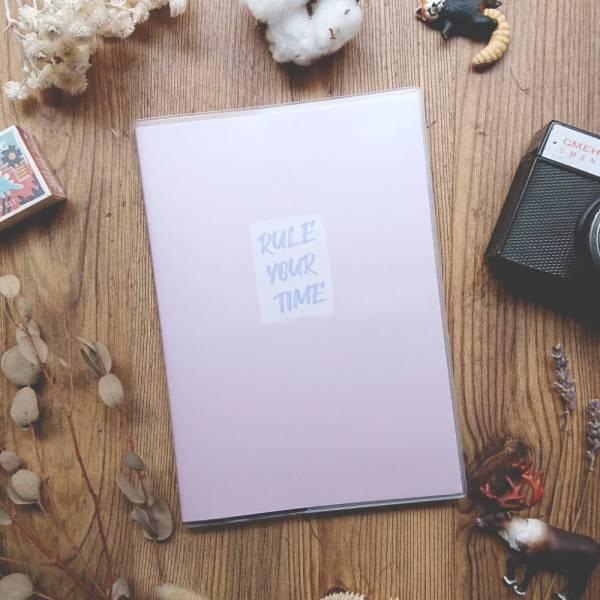 Rule Your Time 頁碼筆記本 v.2 [藕芋] Dimanche,迪夢奇,Bullet Journal,子彈,頁碼