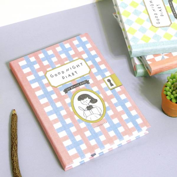 Good Night Diary 童話半年誌 [白雪公主] Dimanche,迪夢奇,一日一頁,手帳