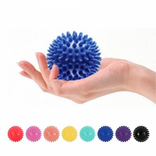 PVC材質深層按摩刺蝟球