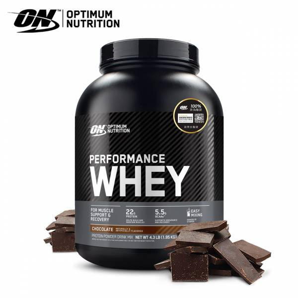 【美國ON】PERFORMANCE WHEY 乳清蛋白 4磅