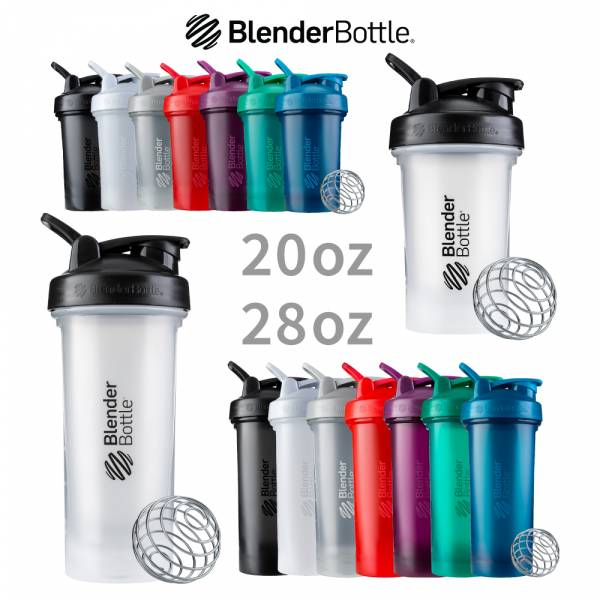 【美國 Blender Bottle】Classic V2 經典搖搖杯 20oz / 28oz BlenderBottle,Classic,搖搖杯,奶昔杯,shaker,經典搖搖杯