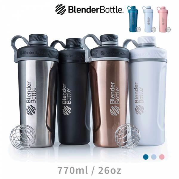 【美國 Blender Bottle】Radian 雙層保冷不鏽鋼搖搖杯 26oz / 770ml 搖搖杯,奶昔杯,shaker,BlenderBottle,Radian,雙層保溫杯,不鏽鋼搖搖杯,保冰杯,不鏽鋼雙層遙遙杯