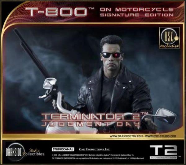 【預購】DSC-Studios。 T800 魔鬼終結者2審判日 DSC-Studios。 T800 魔鬼終結者2審判日
