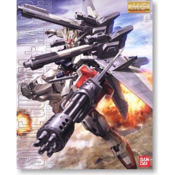 BANDAI 鋼彈 MG 1/100 STRIKE GUNDAM+I.W.S.P 攻擊鋼彈+IWSP BANDAI 鋼彈 MG 1/100 STRIKE GUNDAM+I.W.S.P 攻擊鋼彈+IWSP