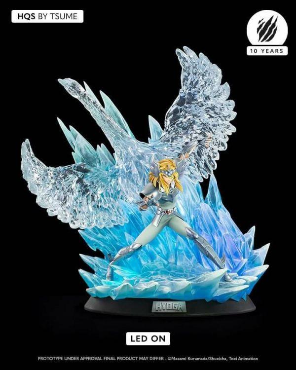 【GK預購】TSUME 正版授權 聖鬥士星矢 冰河 GK雕像 TSUME 正版授權 聖鬥士星矢 冰河 GK雕像