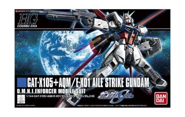 【現貨】BANDAI HGCE #171 翔翼型 攻擊鋼彈 GAT-X105 BANDAI HGCE #171 翔翼型 攻擊鋼彈 GAT-X105