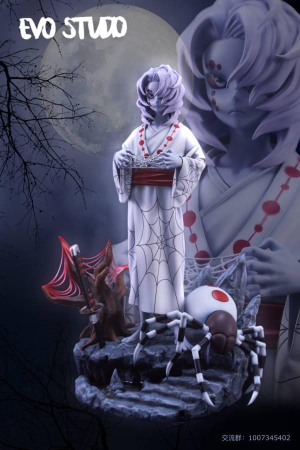 【GK預購】EVO 鬼滅之刃 那田蜘蛛山篇 下弦之伍-累