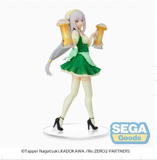 【09月預購】日版 SEGA Re從零開始的異世界生活 愛蜜莉雅公仔 慕尼黑啤酒節Ver. 日版 SEGA Re從零開始的異世界生活 愛蜜莉雅公仔 慕尼黑啤酒節Ver.