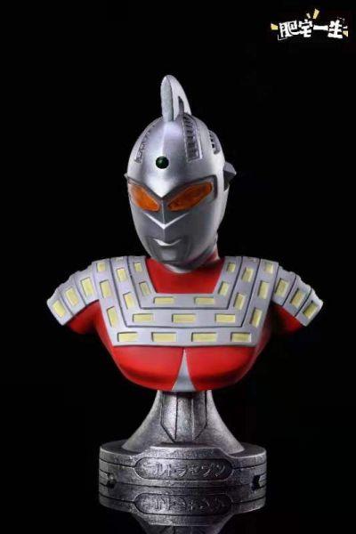 【預購】肥宅一生 奧特曼胸像--002賽文奧特曼 肥宅一生 奧特曼胸像--002賽文奧特曼