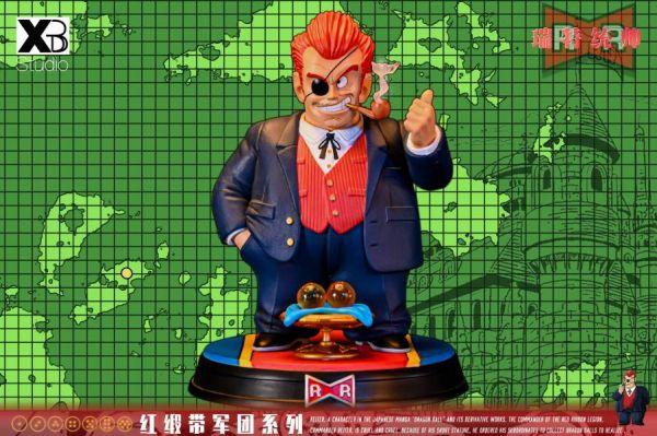 【預購】XBD-Studio 紅緞帶軍團系列-瑞特統帥(黑元帥) XBD-Studio 紅緞帶軍團系列-瑞特統帥(黑元帥)