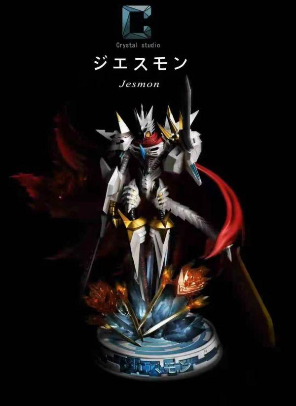【預購】Crystal Studio 數碼寶貝 皇家騎士系列第二彈 傑斯獸 Crystal Studio 數碼寶貝 皇家騎士系列第二彈 傑斯獸