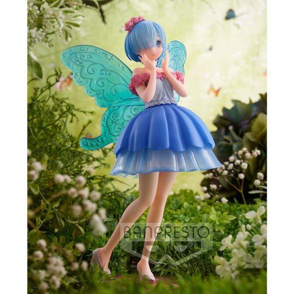 【10月預購】 景品 ESPRESTO Fairy Elements- 雷姆  景品 ESPRESTO Fairy Elements- 雷姆