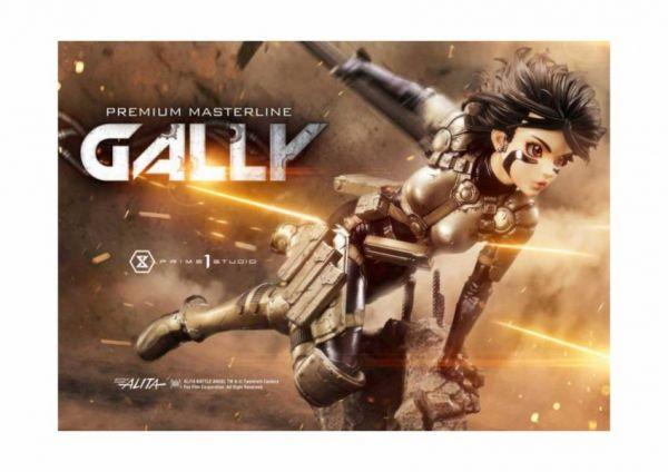 【預購】Prime 1 Studio 1/4 漫畫 銃夢 戰鬥天使 Gally 凱麗 PMABA-03 Prime 1 Studio 1/4 漫畫 銃夢 戰鬥天使 Gally 凱麗 PMABA-03