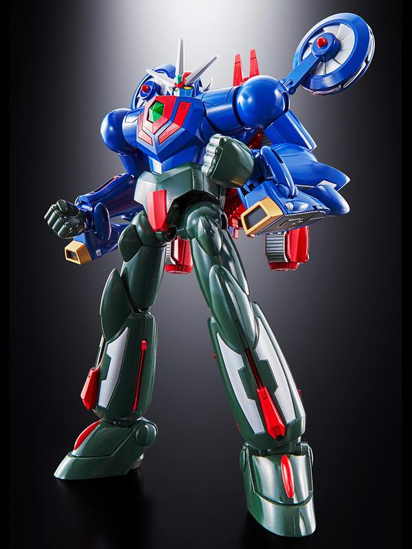 【09月預購】 代理版 BANDAI 超合金魂 GX-96 Getter Robot Go 蓋特機器人號型  代理版 BANDAI 超合金魂 GX-96 Getter Robot Go 蓋特機器人號