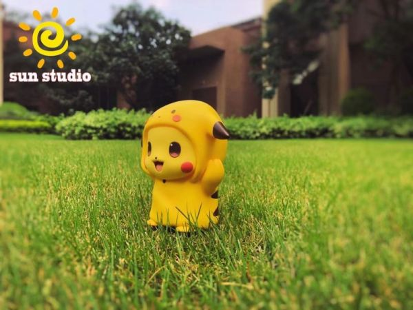 【預購】sun studio(太陽工作室) 皮卡丘睡衣皮卡丘 sun studio(太陽工作室) 皮卡丘睡衣皮卡丘