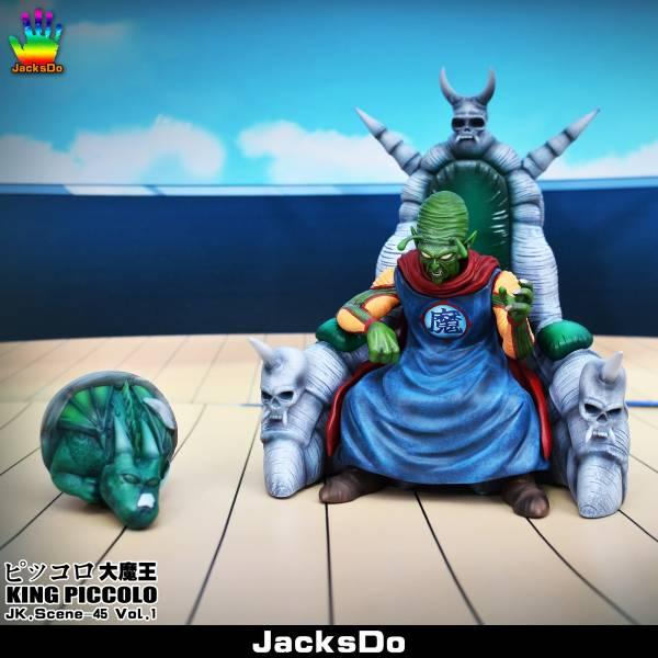 GKJacksDo 比克大魔王家族第一弹 A款 GKJacksDo 比克大魔王家族第一弹 A款