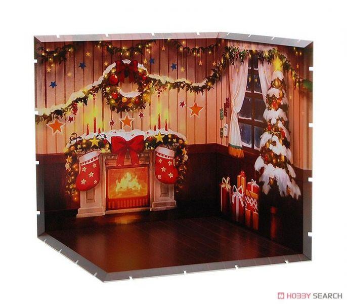 【2021/12月預購】代理 PLM 組裝背景 figma 場景 Dioramansion 200 聖誕節 代理 PLM 組裝背景 figma 場景 Dioramansion 200 聖誕節