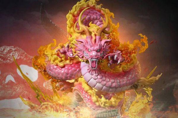 【預購】G-5 鬼島決戰篇2 桃之助 龍形態 G-5 鬼島決戰篇2 桃之助 龍形態