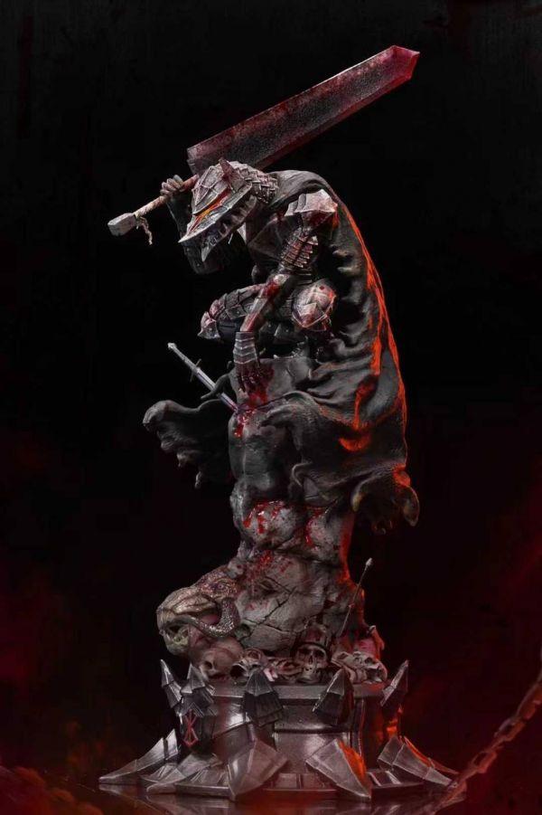 【GK預購】G-5 劍風傳奇 狂戰士 WCF比例雕像 G-5 劍風傳奇 狂戰士 WCF比例雕像