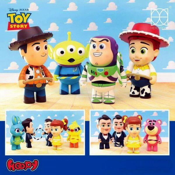 【12月預購】HEROCROSS Chubby 迪士尼 玩具總動員系列 6吋 【12月預購】HEROCROSS Chubby 迪士尼 玩具總動員系列 6吋