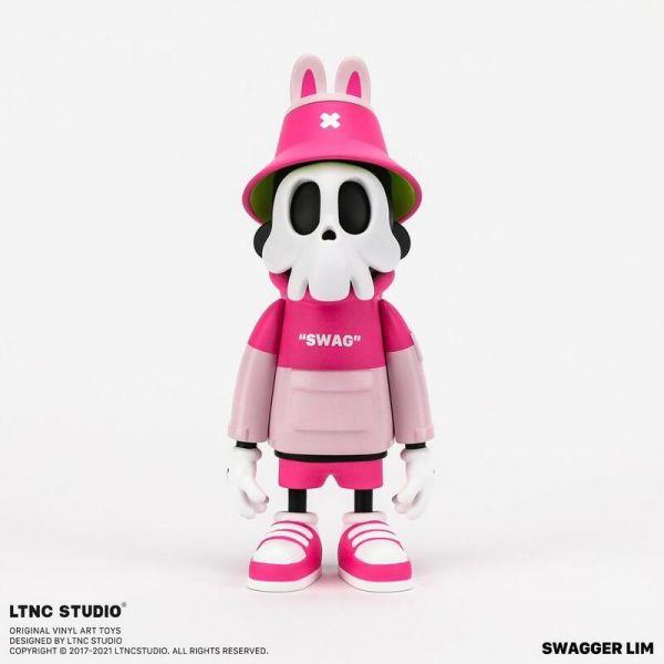 【06月預購】SWAGGER 公仔 設計師 LIM 兔耳骷髏 SWAGGER 公仔 設計師 LIM 兔耳骷髏