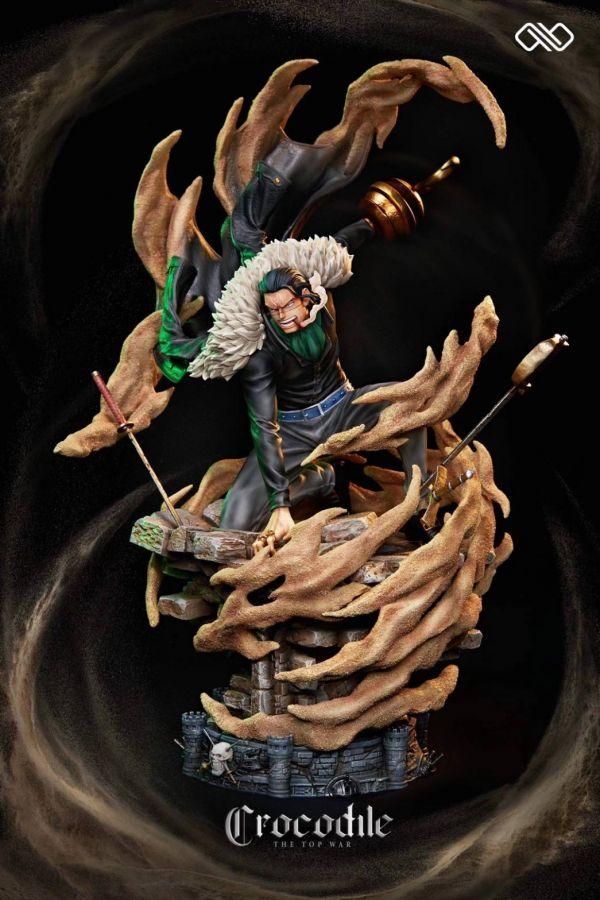 【預購】無限工作室 海賊王 頂上決戰系列 老沙 沙鱷 克洛克達爾 無限工作室 海賊王 頂上決戰系列 老沙 沙鱷 克洛克達爾