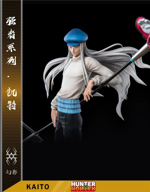 【GK預購】幻影 全職獵人 強者係列001-凱特(KAITO) GK雕像 幻影 全職獵人 強者係列001-凱特(KAITO) GK雕像