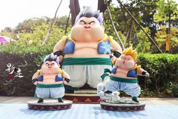 【預購】影跡模玩 七龍珠 胖悟天克斯 小胖子 1比1 比例雕像 影跡模玩 七龍珠 胖悟天克斯 小胖子 1比1 比例雕像