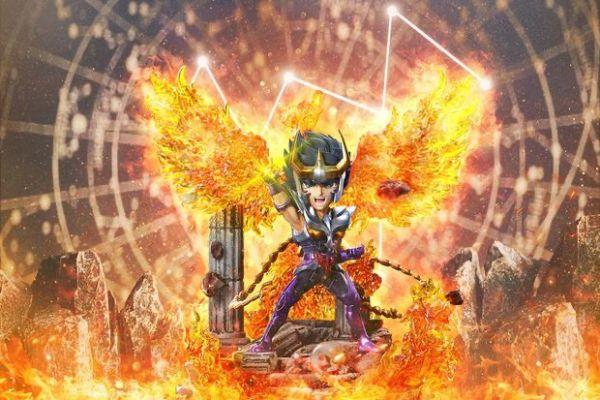 【預購】G-5 聖鬥士星矢 五小強共鳴 鳳凰座 一輝 G-5 聖鬥士星矢 五小強共鳴 鳳凰座 一輝
