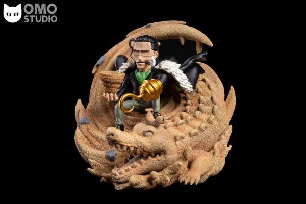 【預購】OMO 海賊王 坐姿七武海 第二彈 克洛克達爾 老沙 WCF比例 OMO 海賊王 坐姿七武海 第二彈 克洛克達爾 老沙 WCF比例