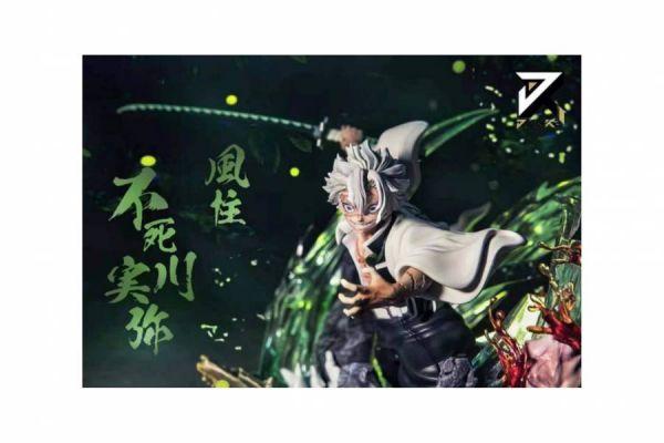 【GK預購】簡刻&JIANKE 鬼滅之刃九柱共鳴系列 風柱 不死川實彌