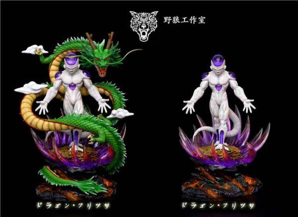 【GK預購】野狼工作室 七龍珠 神龍佛利沙 GK雕像 野狼工作室 七龍珠 神龍佛利沙 GK雕像