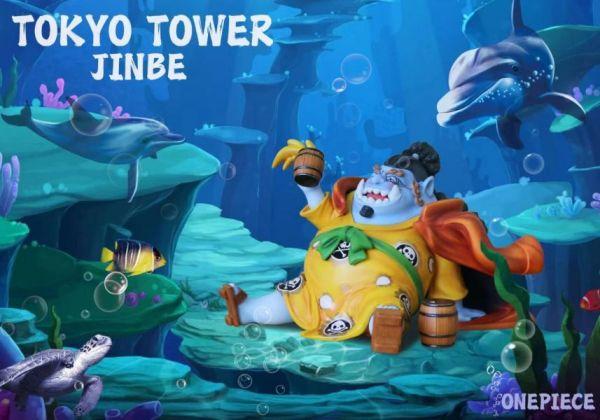 【預購】品匠 海賊王 MQA017-東京塔甚平 品匠 海賊王 MQA017-東京塔甚平