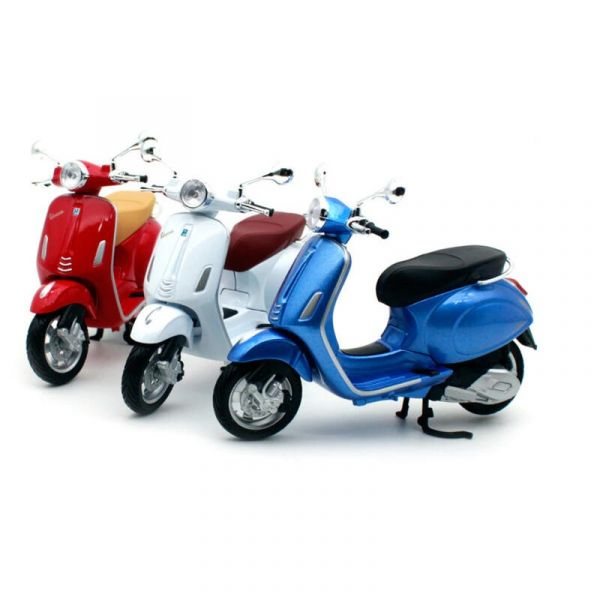 Maisto 1:12 1/12 偉士牌 Vespa 150 機車 重機 摩托車 模型  Maisto 1:12 1/12 偉士牌 Vespa 150 機車 重機 摩托車 模型