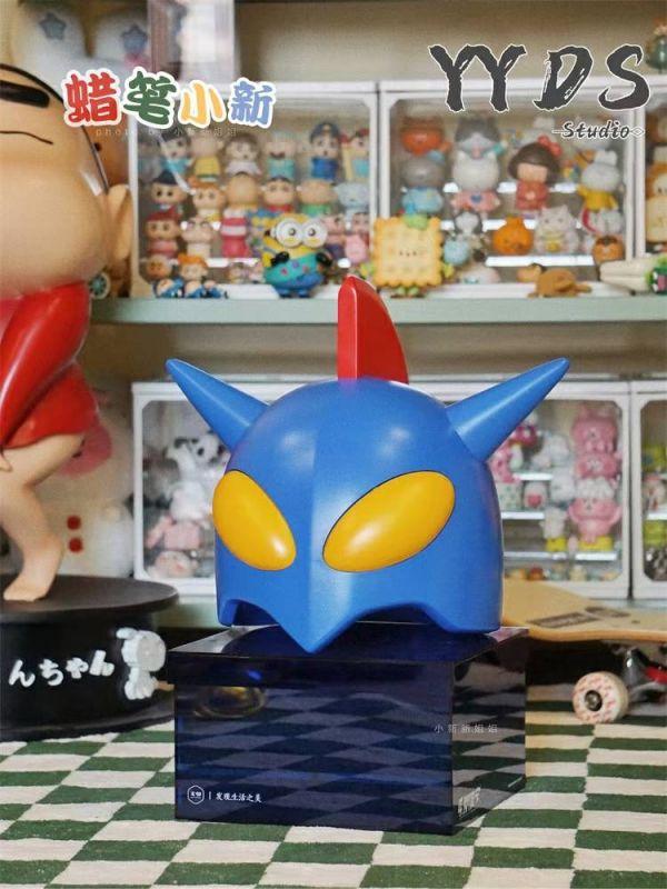 【預購】YYDS工作室 動感超人1/1頭盔 YYDS工作室 動感超人1/1頭盔
