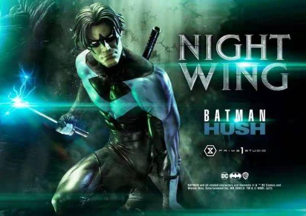 【GK預購】Prime 1 Studio MMDCBH-06EXS 34寸 NIGHTWING 夜翼