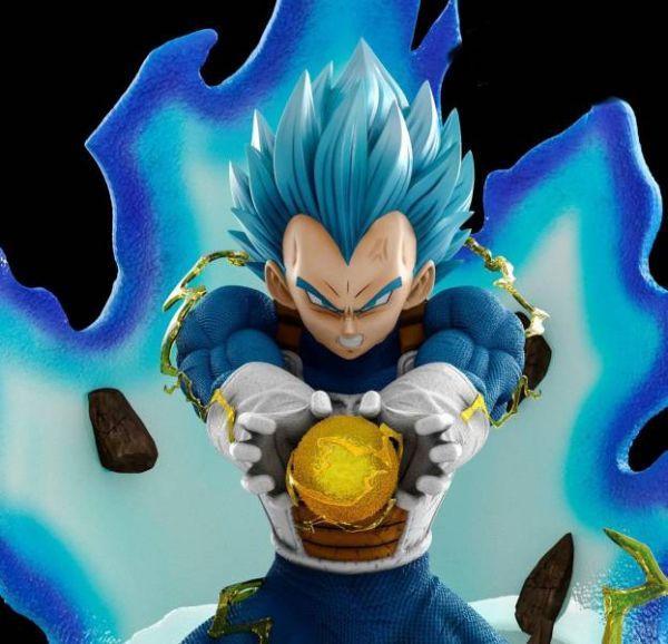 【預購】FZ 第二款 超藍貝吉塔 最終閃光!帶燈 1/4 FZ 第二款 超藍貝吉塔 最終閃光!帶燈 1/4