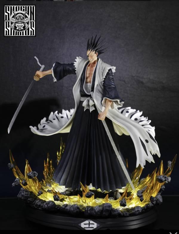 【GK預購】Shogun Bleach死神 隊長 更木劍八 雙型態 Shogun Bleach死神 隊長 更木劍八 雙型態